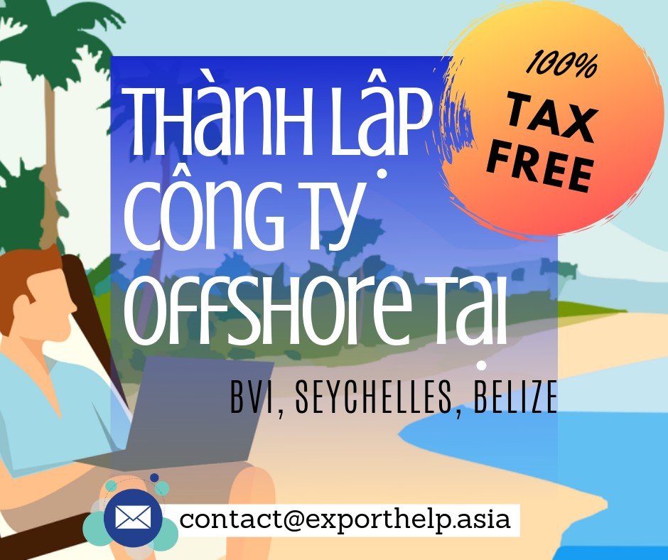 mo cong ty offshore
