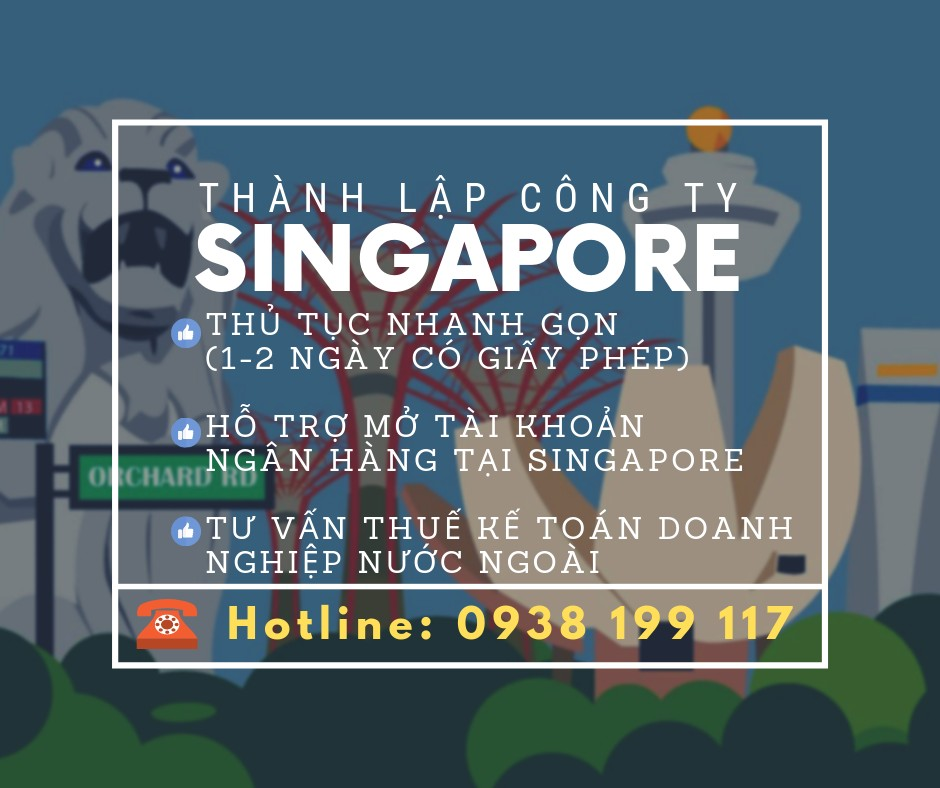 thanh lap cong ty singapore