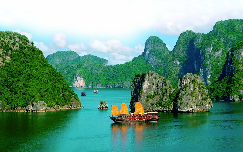 ha long vietnam tourism